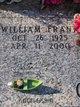 William Franklin Crankshaw