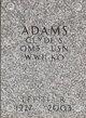 Clyde S Adams