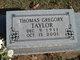 Thomas Gregory Taylor