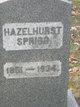 Profile photo:  Hazelhurst Sprigg
