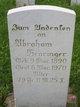 Profile photo: Rev Abraham Bearinger