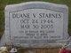 Duane V Starnes