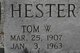 Tom W Hester