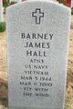 Barney James Hall