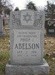 Philip J Abelson