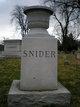 Chester Allyn Snider
