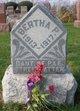 Bertha P Streitmatter