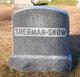 Profile photo:  A. Frank Sherman