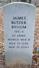 James Buster Bynum