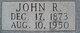 John Robertson Freeman