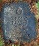 Thomas R Brown
