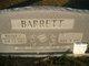 Charity Lucille <I>Tubbs</I> Barrett