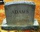 Aristides Alexander Adams