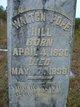 Walton Pope Hill