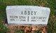 Profile photo:  Adelbert Deubal Abbey