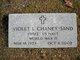 Violet Leone <I>Ferguson</I> Chaney-Sand