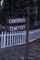 Carcross Cemetery