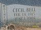 Cecil <I>Bell</I> Lampkin