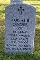 Profile photo:  Tobias B Cooper