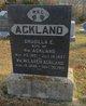 Profile photo:  William McLaren Ackland