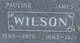 James George Wilson, Sr