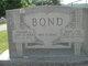 Profile photo:  Mary Elizabeth <I>Cox</I> Bond