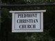 Piedmont Christian Church Cemetery