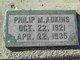Philip M Adkins