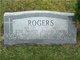 Essie Frances <I>Hutchings</I> Rogers