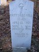 Patti Gee <I>Hill</I> Allen
