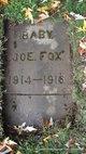 Baby Joe Fox, Jr
