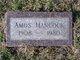 Amos Hancock