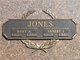 """Ernest James """"Tuck"""" Jones"""