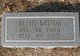 Profile photo:  Bettie Batson