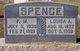 """Francis Marion """"Frank"""" Spence"""