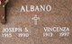 Profile photo:  Vincenza Albano
