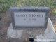 """Profile photo:  Carolyn Deborah """"Tiny"""" <I>Cameron</I> Bouchee"""