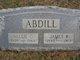 Nellie Carrie <I>Frie</I> Abdill