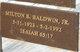 Milton E. Baldwin, Jr