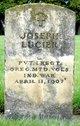 Joseph Lucier