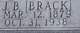 "Profile photo:  John Brackenridge ""Brack"" Adams"