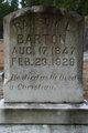 Profile photo:  Ransom Leon Barton