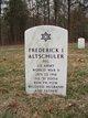 Profile photo: Pvt Fredrick I Altschuler