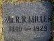 R R Miller