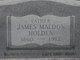James Maldon Holden