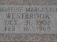 Christine Marguerite <I>Cuckler</I> Westbrook