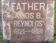 Amos B Reynolds