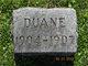 "George ""Duane"" Bucklin"