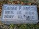 Sarah P. <I>Peterson</I> North