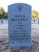 Willis Boutwell